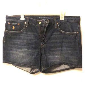Ralph Lauren Sport Jean Shorts Dark wash